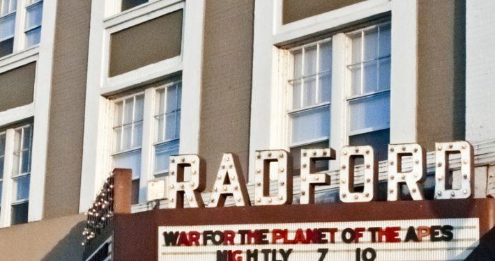 Downtown Radford Theater