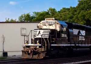 New River Valley, Transportation, Freight Trains, Rail Access, Norfolk Southern