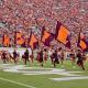 Virginia Tech Bowl Game Streak