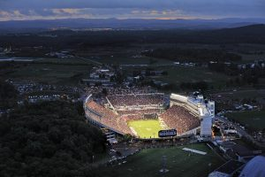 Lane Stadium, Montgomery County, VA