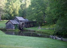 Blue Ridge Parkway Mabry Mill