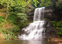 cascade falls; giles county; outdoor recreation; new river valley; nrv