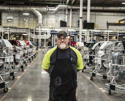 Pulaski County Volvo Worker
