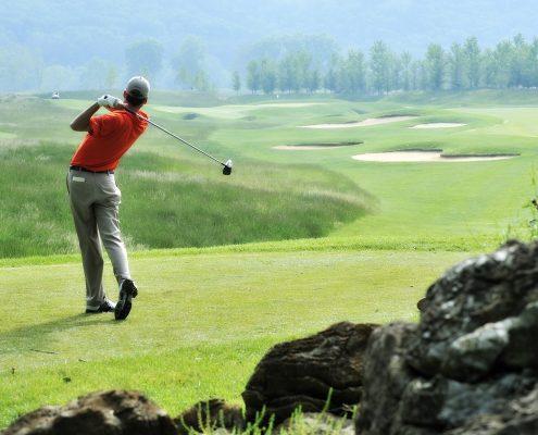 Golf, The Pete Dye River Course at Virginia Tech, NCAA ACC sports