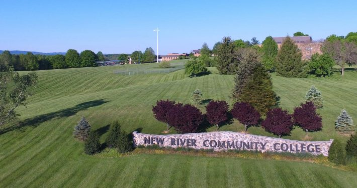 New River Community College Campus