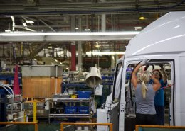 Volvo, Advanced Manufacturing, Virginia's New River Valley