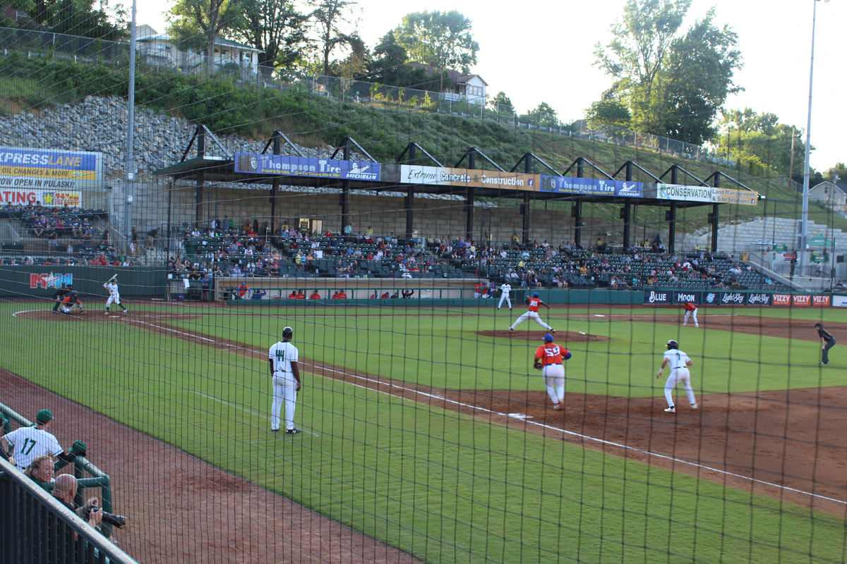 Pulaski Yankees - things to do in the NRV
