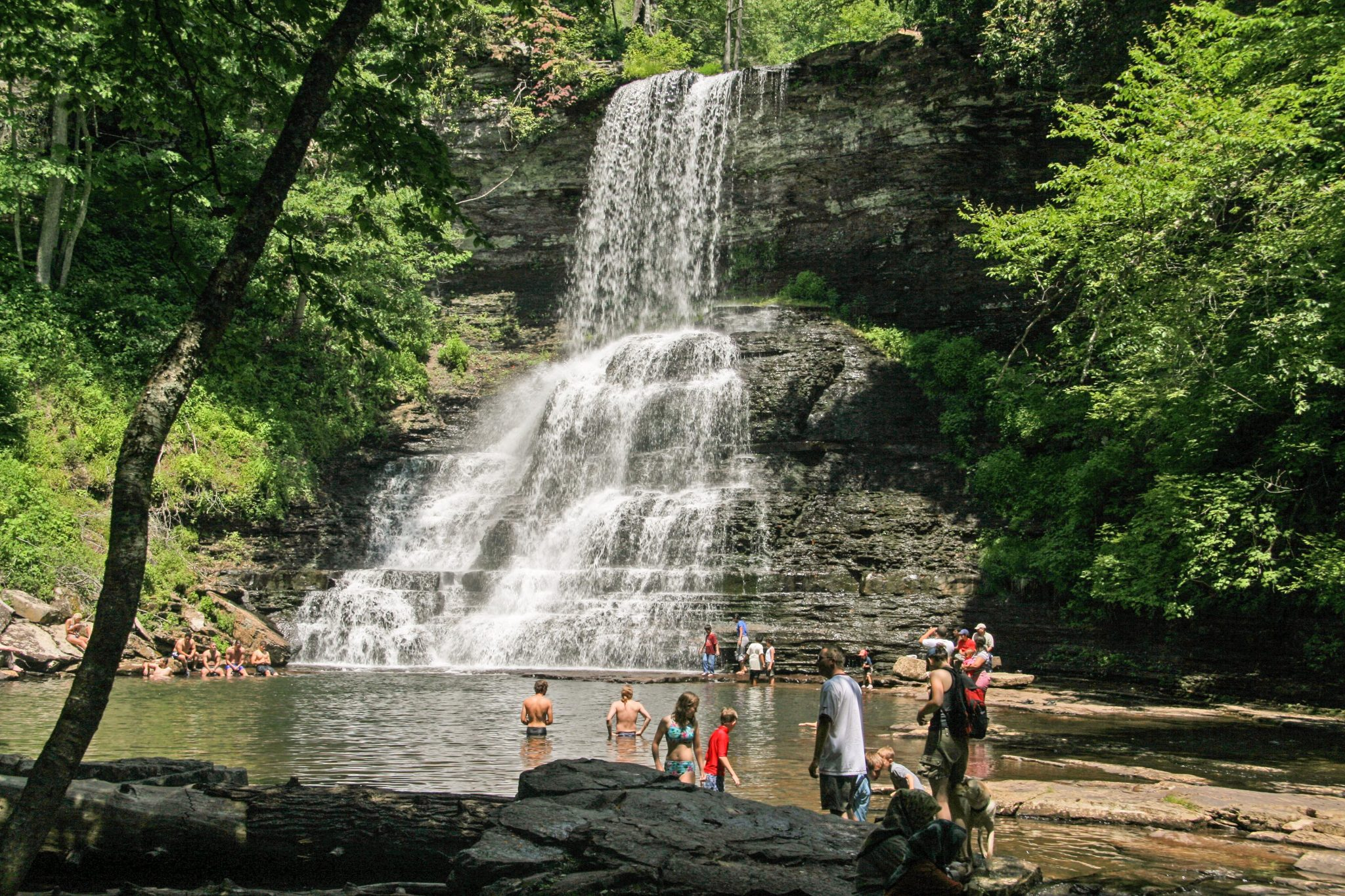 NRV Best of the Mountains, Favorite Waterfall, The Cascades