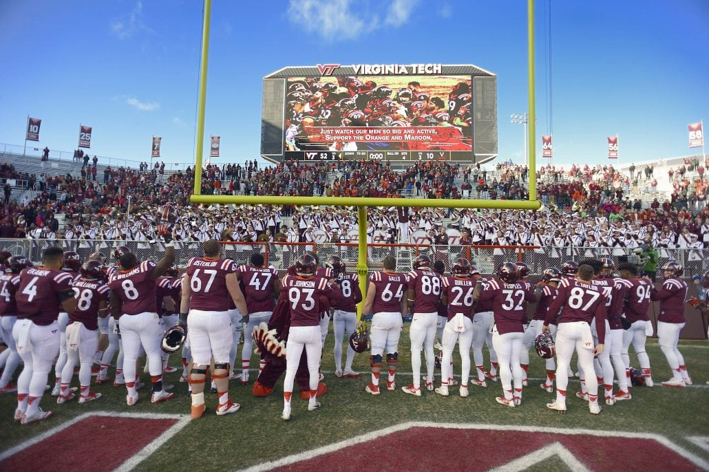 Virginia Tech 15 Best College Tailgate Virginia S New River Valley