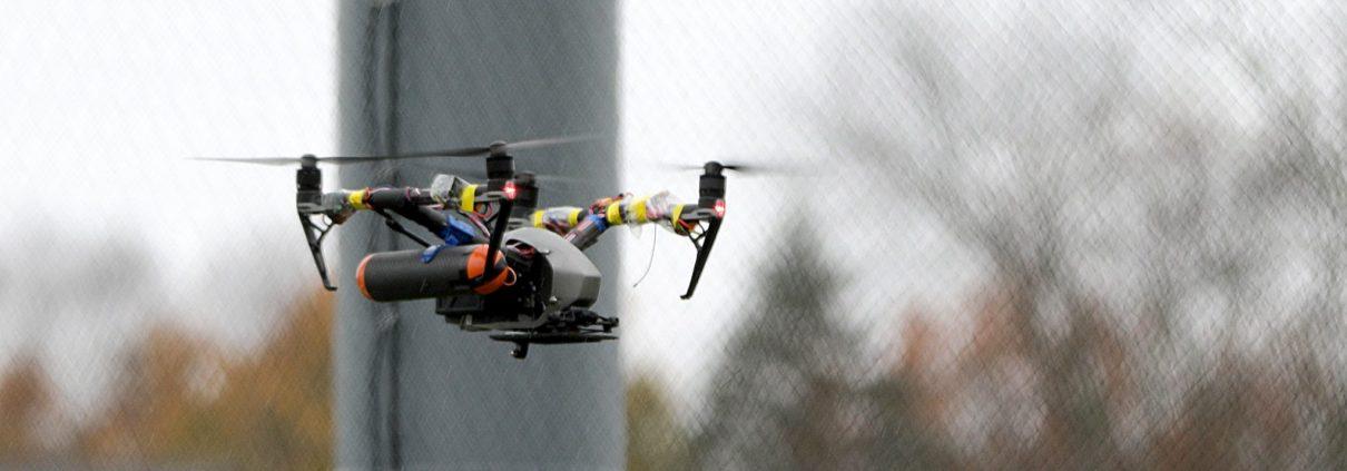 VT Drone Cage
