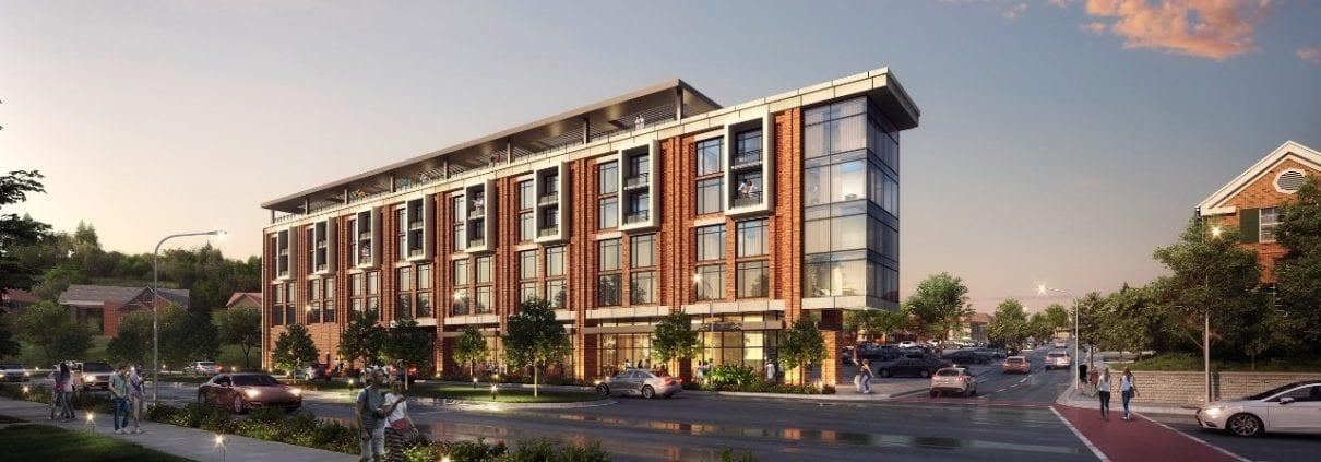 radford university hotel; live here, nrv