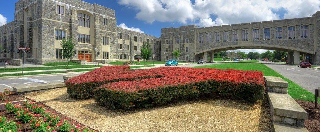 Virginia Tech Ranks Top 3 Best College Campuses In America Virginia S New River Valley