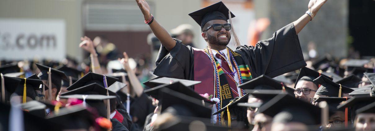 Virginia Tech Commencement