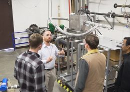 MOVA Technologies Prototype Testing