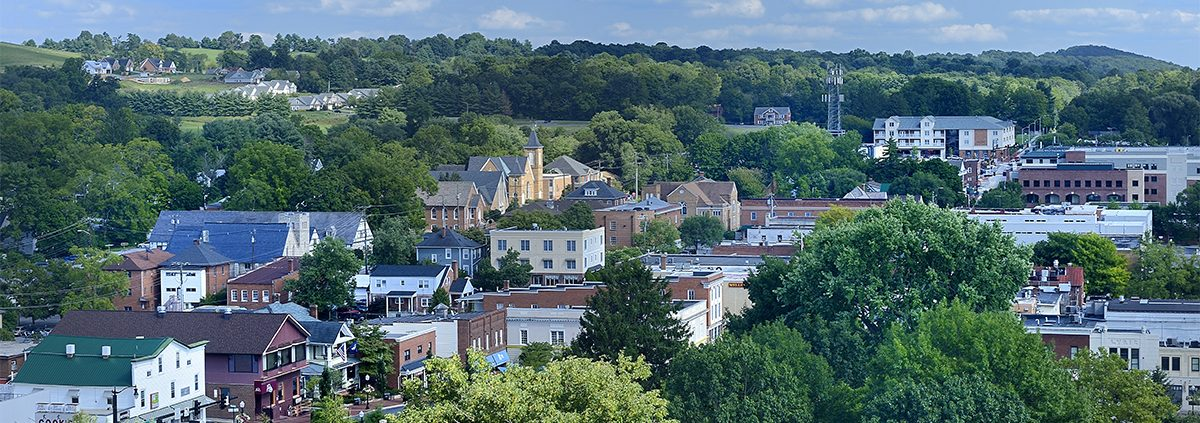 Blacksburg Ranked Among Top 100 Small Cities/Towns in US