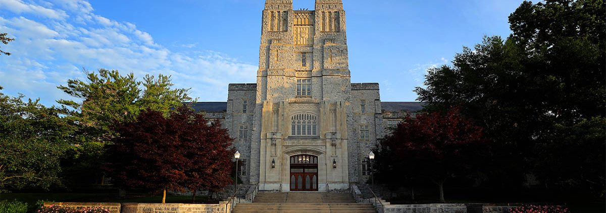 Virginia Tech Among 50 Most Beautiful College Campuses in America