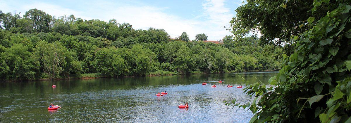 NRV Highlighted as Lesser-Known Summer Vacation in VA