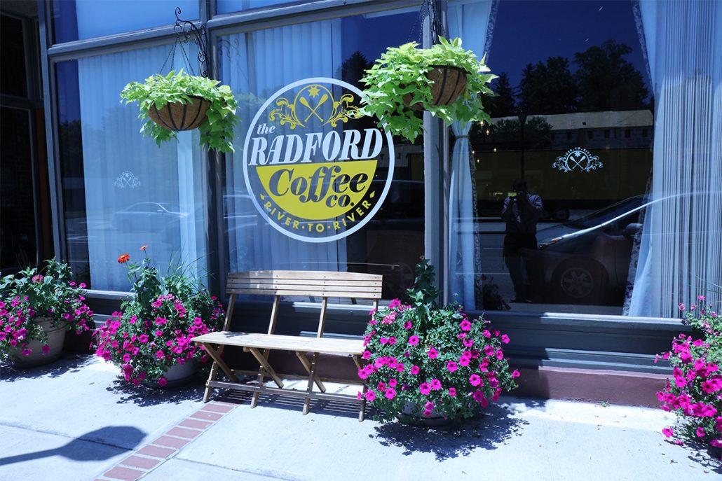 Radford Coffee Co NRV Coffee Roasters