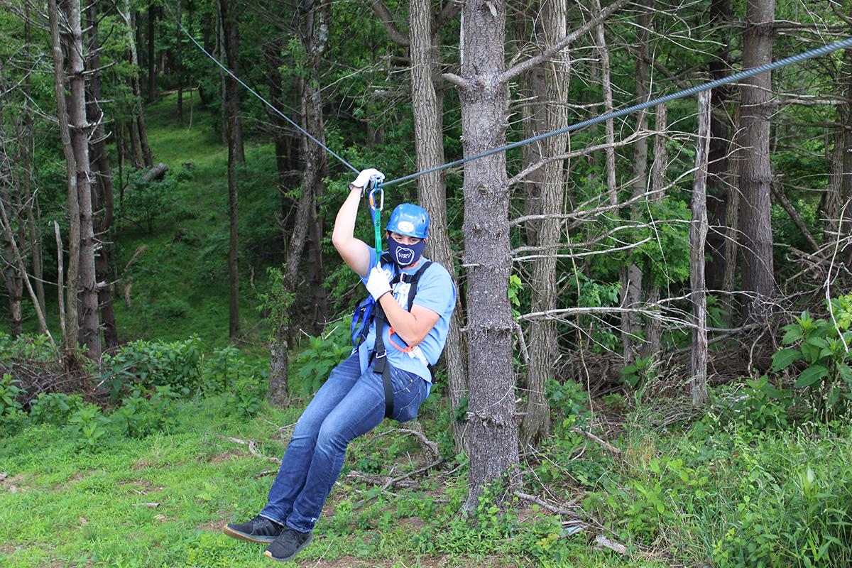 NRV Experience Internship Program Floyd County Excursion