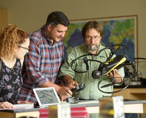 Unmanned Systems Radford University