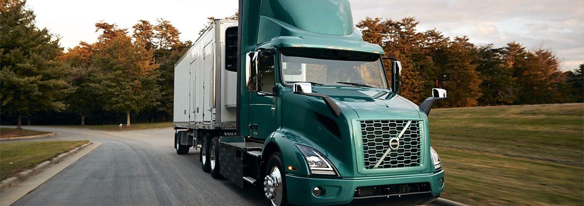 Volvo Starts Sales of NRV-Made Electric Trucks
