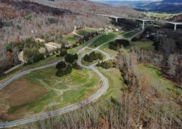 VTTI Expands Virginia Smart Roads with Rural Test Track