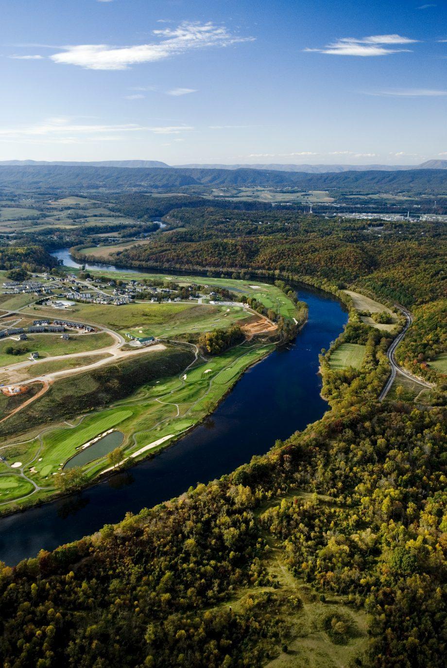 Virginia's New River Valley Communities