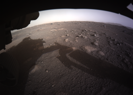 NRV Companies Support Mars Rover Mission