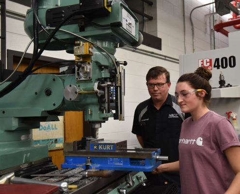 New River Community College Advanced Manufacturing