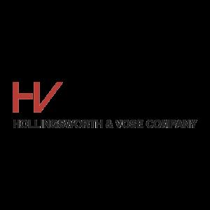 Hollingsworth & Vose Logo Advanced Manufacturing