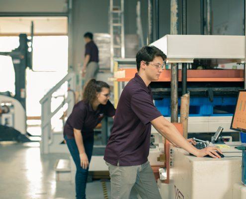 VT Center for Packaging and Unit Load Design