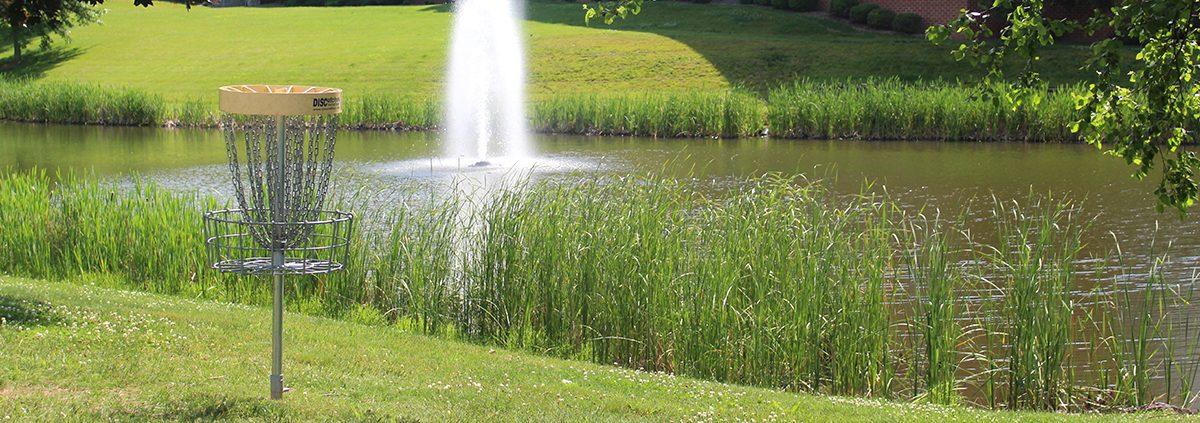 NRV Disc Golf Courses