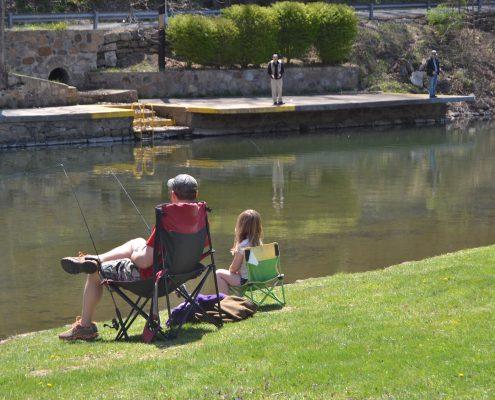 Narrows Town Park Giles Tourism